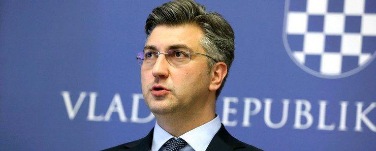 Predsjednik Vlade Plenković: Poništen natječaj za voditelja ERS-a, Radovan Fuchs poseban koordinator radne skupine