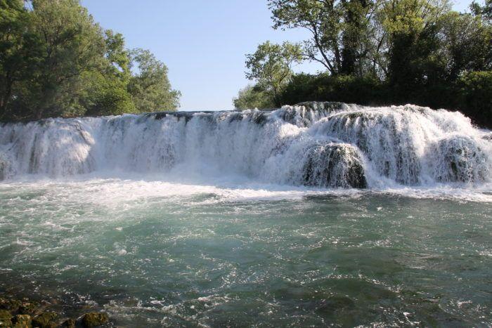 """Hercegovina -Veljački prirodni biser """"slapovi Koćuše"""""""