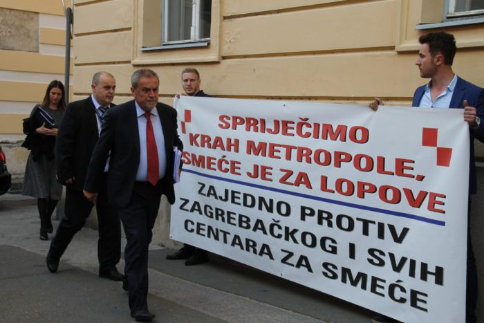 Gradonačelnik Bandić za konsenzus oko Plana gospodarenja otpadom