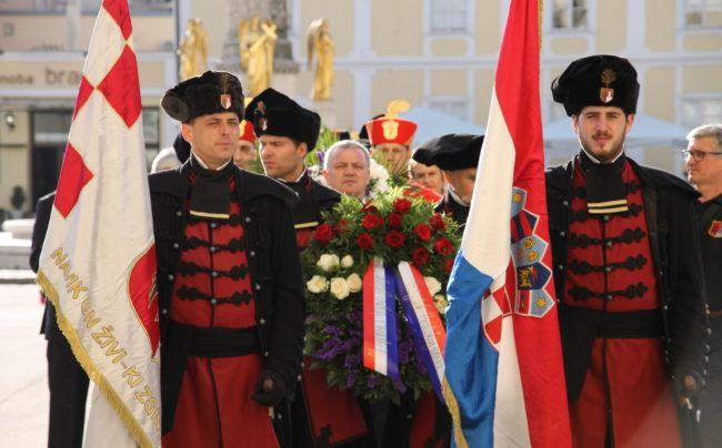 """U Zagrebu obilježen spomendan Zrinskih i Frankopana """"Navik on živi ki zgine pošteno"""""""