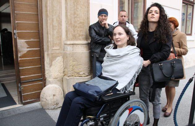 """Pravobraniteljica Ana Slonjšak: """"U institucijama danas živi više od 10 tisuća osoba s invaliditetom"""""""