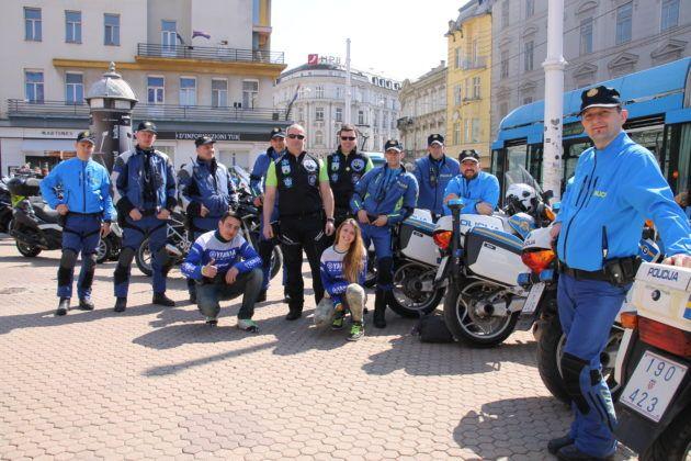 """SIGURNA VOŽNJA – MUP: """"Zajedno za sigurnost u prometu"""""""