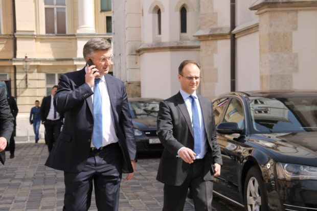 Predsjednik Vlade Plenković: Ključno je da Uljanik pronađe strateškog partnera