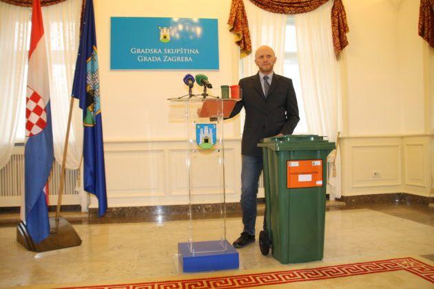 """Gradski zastupnik Petek o privatizaciji Čistoće: """"Kad Čistoća nije pola zdravlja"""""""