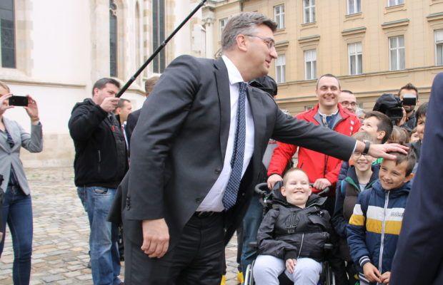 Predsjednik Vlade Plenković u povodu Praznika rada: Sustavno radimo za rast, zapošljavanje, bolje plaće i viši standard