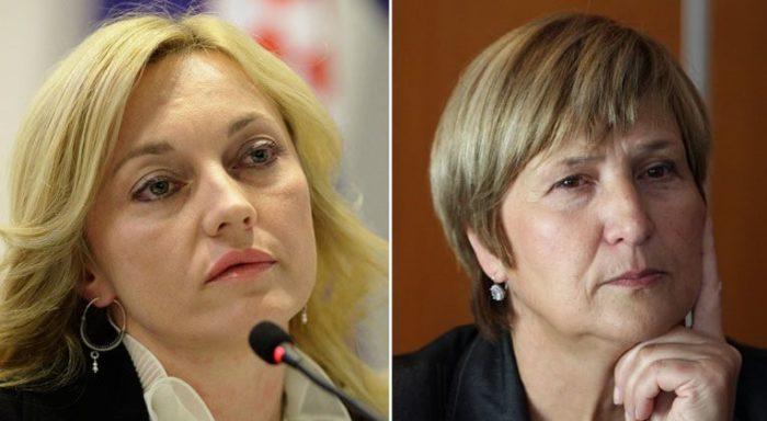 Marijana Petir i Ruža Tomašić se zbog Šešelja obratile Europskoj komisiji