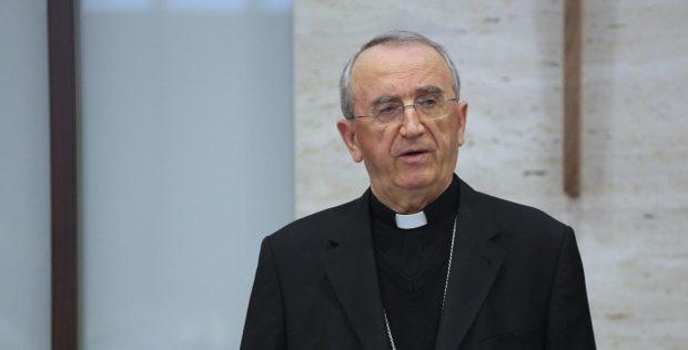 Predsjednik HBK nadbiskup Želimir Puljić: Hrvatski biskupi ne mogu prihvatiti Istanbulsku konvenciju