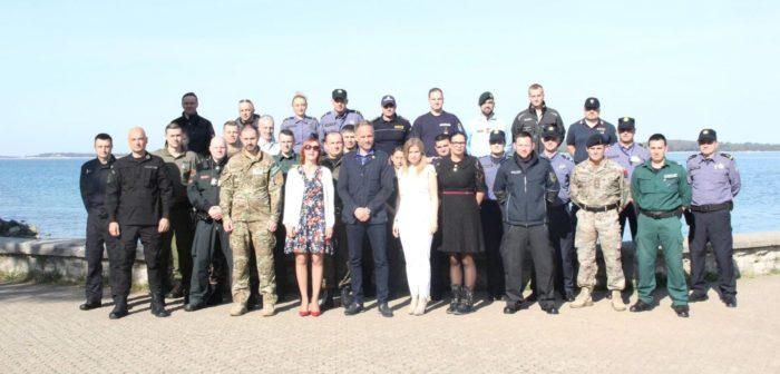 MUP: U Valbandonu FRONTEX-ova obuka policijskih službenika iz EU