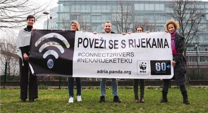 WWF Adria upozorava na važnost očuvanja rijeka