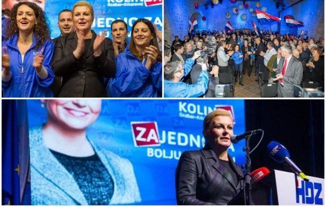 Kolumnist Eduardo Petranović: Kolinda Grabar Kitarović će osvojiti drugi mandat, išla s HDZ-om ili ne