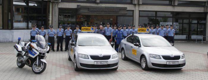 MUP: Auto škola B kategorije na Policijskoj akademiji
