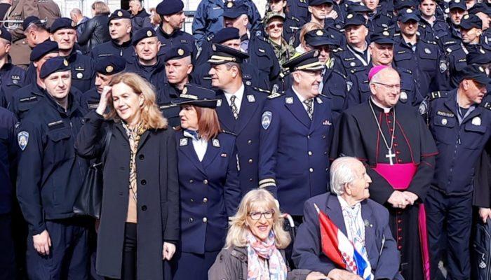 MUP: Sudionici 26. hodočašća Hrvatske vojske i policije stigli u Lourdes