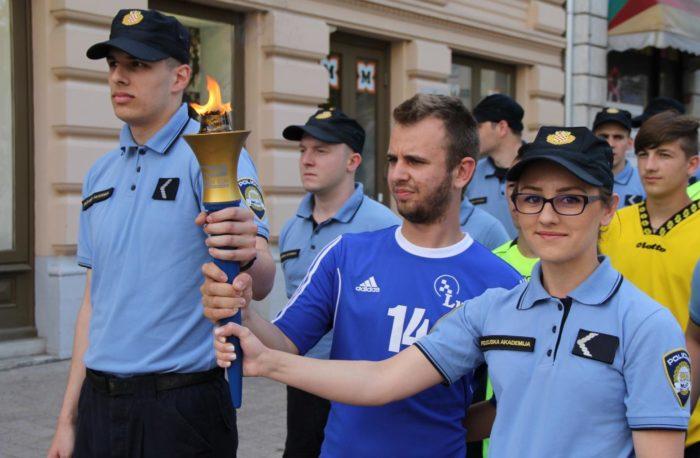 "Polaznici Policijske škole ""Josip Jović"" sudjelovali na Festivalu jednakih mogućnosti"