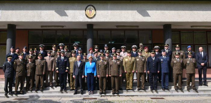 Na HVU predavanje predsjednice Kolinde Grabar-Kitarović o stabilnosti jugoistočne Europe