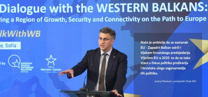Predsjednik Vlade RH Plenković: inicijativa oporbe još jedna u nizu koja neće uspjeti