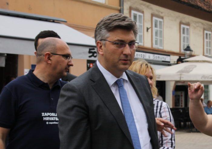 Predsjednik Vlade RH Plenković: Smanjenje broja agencija je odlučna mjera za povećanje učinkovitosti