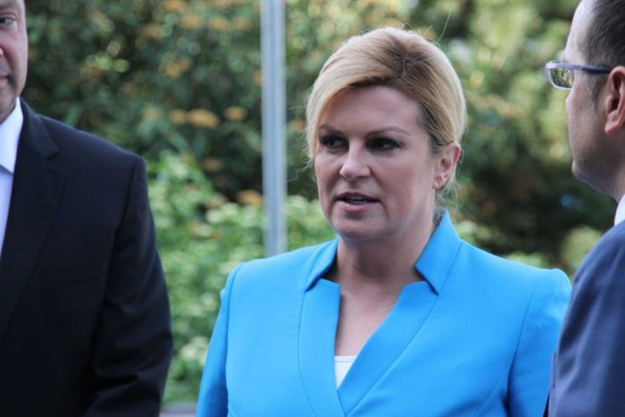 Predsjednica Grabar Kitarović: Ostavka Martine Dalić razborit i odgovoran politički čin