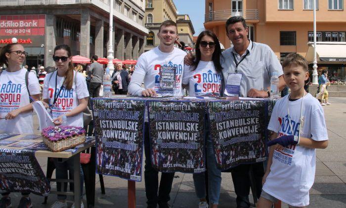 """Građanska inicijativa """"Istina o Istanbulskoj"""": U prvom tjednu prikupljeno 215.000 potpisa"""