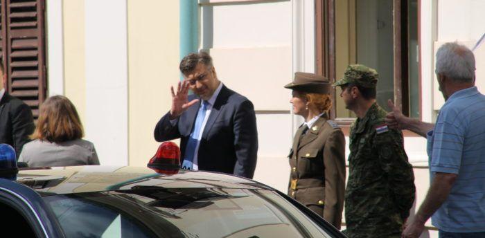 Predsjednik Vlade RH Plenković: Sastanak VNS-a bio je odličan, nismo razgovarali o aferi Hotmail