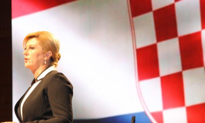 Predsjednica Grabar-Kitarović: Žao mi je što premijer nije prihvatio ispruženu ruku za suradnju i prepoznao ozbiljnost situacije demografske katastrofe