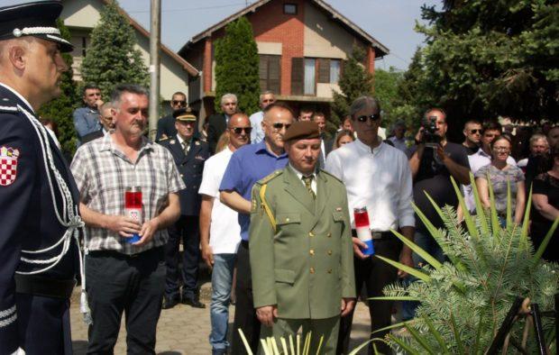 Borovo: Obilježena 27. obljetnica mučkog ubojstva 12 Hrvatskih redarstvenika u Domovinskom ratu