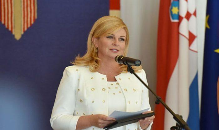 Predsjednica Grabar-Kitarović donijela je odluke o promicanjima, odlikovanjima i pohvalama za pripadnice i pripadnike OS RH