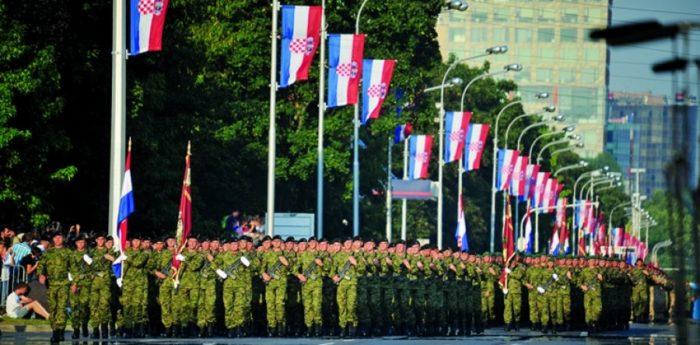 Obilježavanje 27. obljetnice Hrvatske vojske i Dana HKoV-a