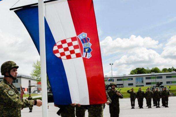 MORH: U Petrinji obilježena 27. obljetnica osnutka 2. gbr Gromovi