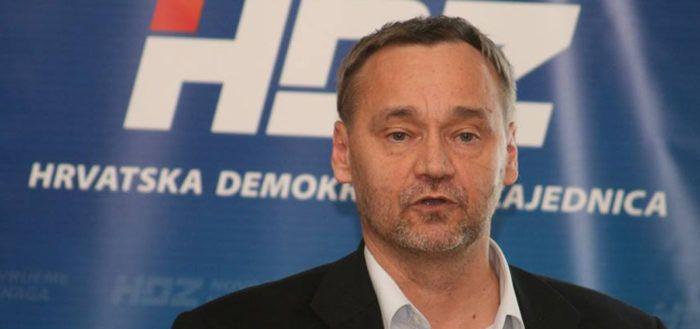 Povjerenstvo za sukob interesa pokrenulo postupak protiv HDZ-ovca Dinka Čuture