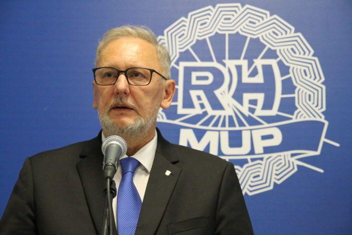 Ministar Božinović u izvješću Vladi: Sigurnosno stanje u Hrvatskoj vrlo dobro