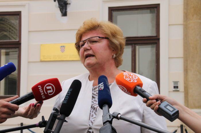 Ministrica Murganić: Prijedlozi mjera populacijske politike Predsjednice Grabar-Kitarović u skladu s programom Vlade