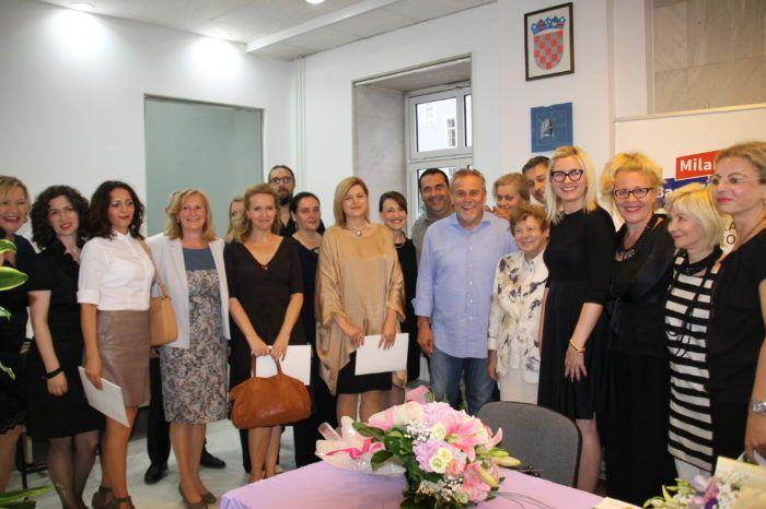 Savjetovalište Stranke rada i solidarnosti obilježilo drugu obljetnicu osnutka