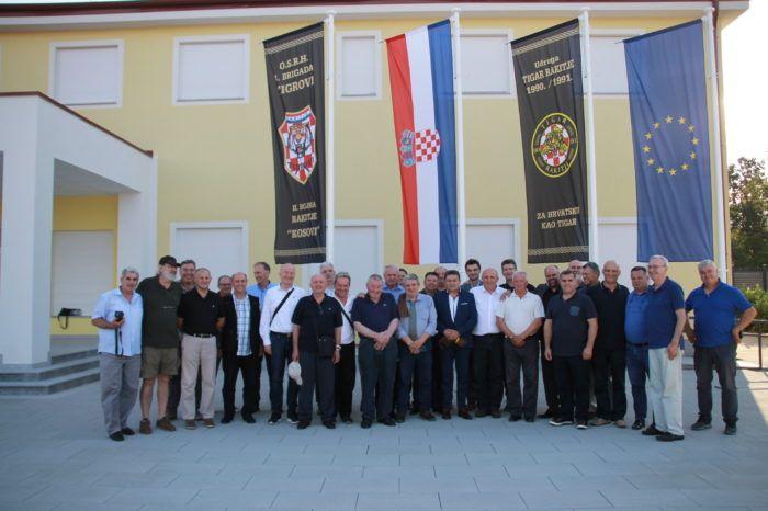 HKD Napredak-Zagreb u radnom posjetu Hrvatskom generalskom zboru
