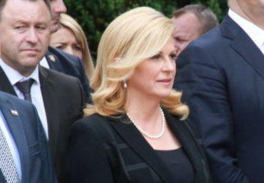 Predsjednica Grabar-Kitarović: Premijer Plenković i ja češće ćemo se sastajati