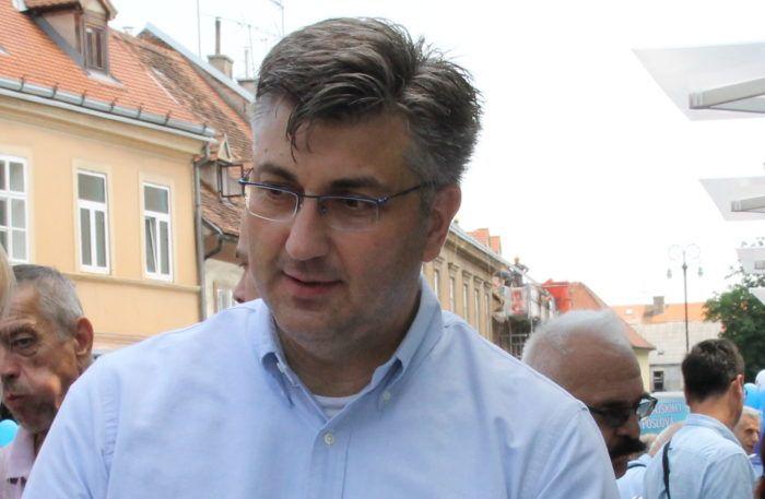 "Premijer Andrej Plenković: ""Previše dezinformacija, nema govora o demontaži drugog mirovinskog stupa"""
