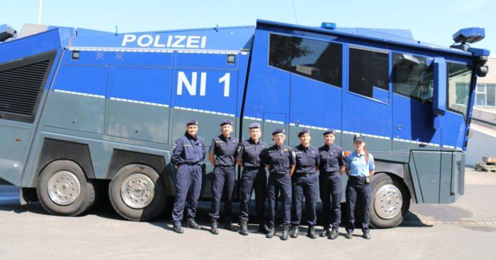"""Radni sastanak Hrvatske i Njemačke policije na temu: """"Rad žena u interventnoj policiji"""""""