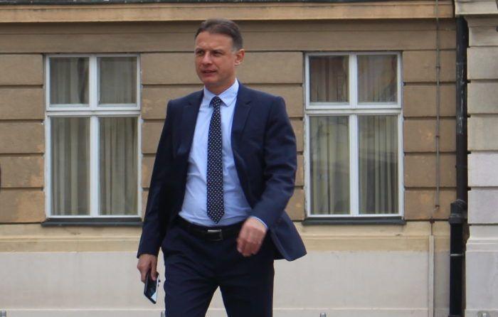 Glavni tajnik HDZ-a Jandroković: Stier i Kovač sami su trebali podnijeti ostavke ako se nisu slagali s politikom predsjednika stranke Plenkovića