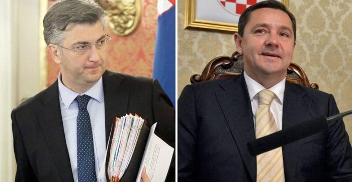 Marko Ljubić: Bolje je Plenkoviću udebljati Mikulića nego ispravljati njegove gluposti