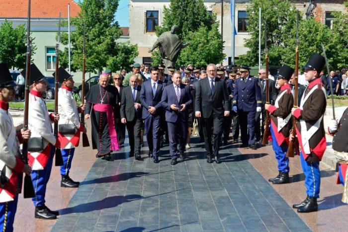 U Glini obilježena 27. godišnjica početka oružanog otpora srpskom agresoru