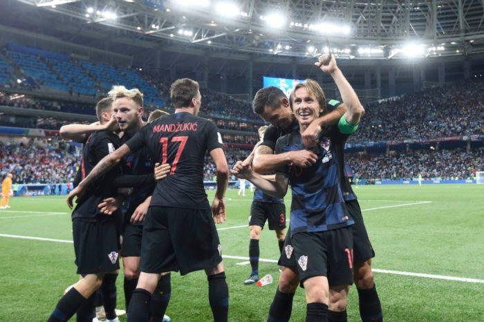 SP Rusija: Hrvatska deklasirala Argentinu i prošla u osminu finala