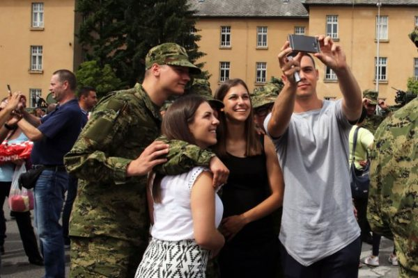 MORH: Prisegnuo 22. naraštaj ročnika na dragovoljnom vojnom osposobljavanju