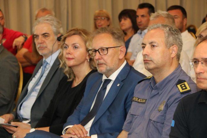 """""""Konferencija o mehanizmima civilne zaštite EU"""" Ministar Božinović: Hrvatska podržava mehanizme"""