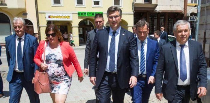 """Predsjednik Vlade i šef HDZ-a Plenković: """"Hrvatska može i više i bolje"""""""