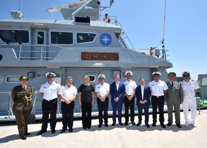 """Projekt o sprečavanju onečišćenja Jadranskog mora – Hrvatska predsjednica Grabar-Kitarović: """"Jadransko more je izvor bogatstva. To je naš okoliš za koji smo svi zajedno odgovorni"""""""