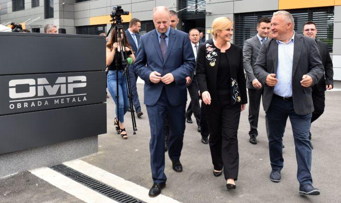 Predsjednica Grabar-Kitarović u Soči ide redovnim letom, trošak 40 tisuća kuna