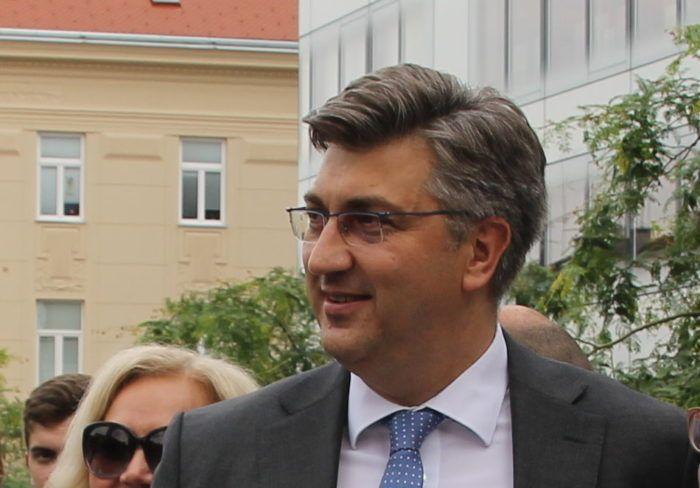 Premijer i šef HDZ-a Plenković u srijedu na polufinalu SP u Moskvi između Hrvatske i Engleske