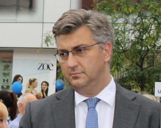 Predsjednik Vlade RH Plenković: Do kraja godine zakonski model za pripajanje ureda državne uprave županijama
