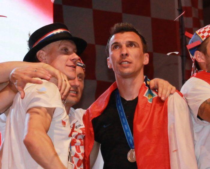 I Mandžukić se oprostio od hrvatske reprezentacije: Zahvaljujem svima, jer je svatko na neki način ostavio trag u mojoj karijeri