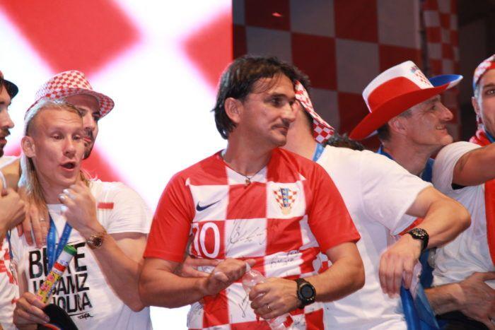Izbornik Dalić: Hvala Mandži na svemu što je dao za reprezentaciju, iza njega je iznimna reprezentativna karijera
