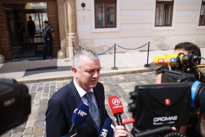 Ministar Darko Horvat: O brodogradilištu Uljanik još ništa nije odlučeno, štrajk legitiman